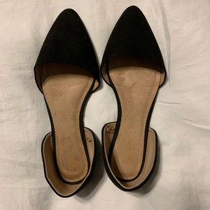 Old Navy d'orsey black flats